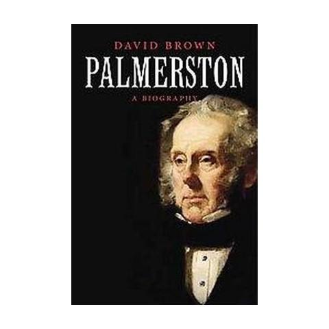 Palmerston (Hardcover)