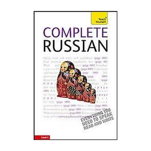 Complete Russian (Paperback)