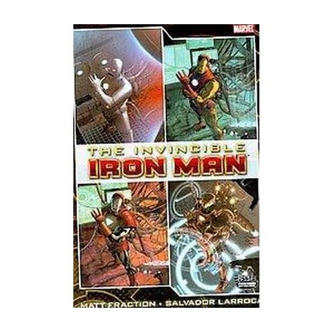 Invincible Iron Man 1 Invincible Iron Man Ha Target