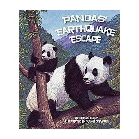 Pandas' Earthquake Escape (Hardcover)