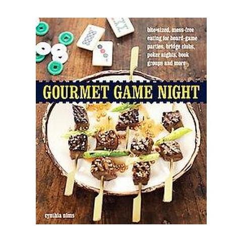 Gourmet Game Night (Paperback)