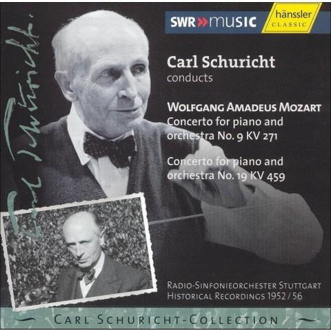 Mozart: Concertos for Piano and Orchestra No. 9 KV 271 & No. 19 KV 459