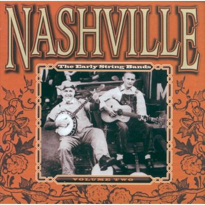 Nashville Early String Bands, Vol. 2 (2000)