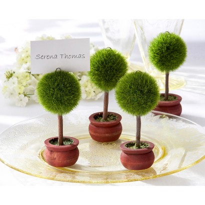 Topiary Place Card Holder (Set of 12)