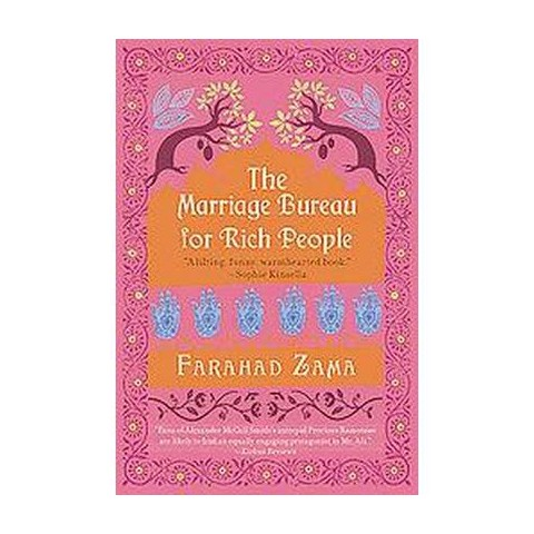 The Marriage Bureau for Rich People (Paperback)