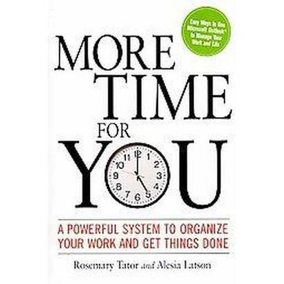 More Time for You (Paperback)