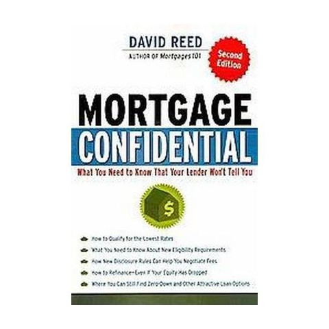 Mortgage Confidential (Revised) (Paperback)