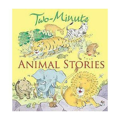 Two-minute Animal Stories (Hardcover)