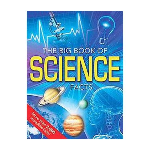 The Big Book of Science Facts (Paperback)