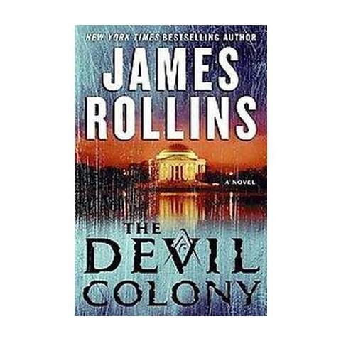 The Devil Colony (Large Print) (Paperback)