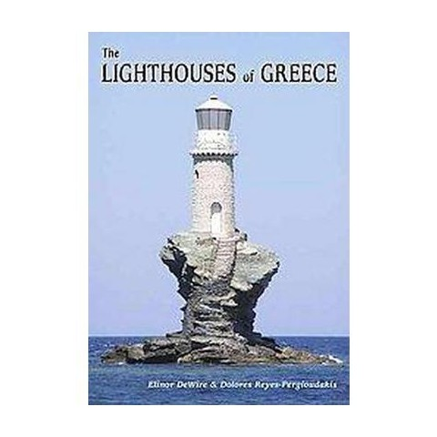 The Lighthouses of Greece (Hardcover)