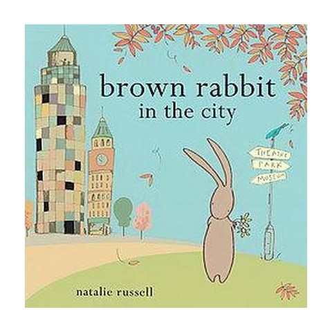 Brown Rabbit in the City (Hardcover)