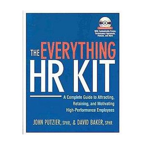 The Everything HR Kit (Mixed media product)
