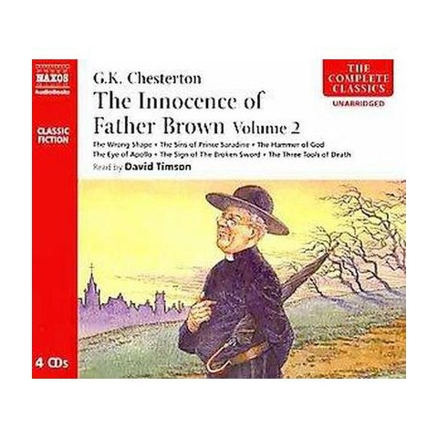 The Innocence of Father Brown (2) (Unabridged) (Compact Disc)
