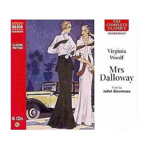 Mrs Dalloway (Unabridged) (Compact Disc)