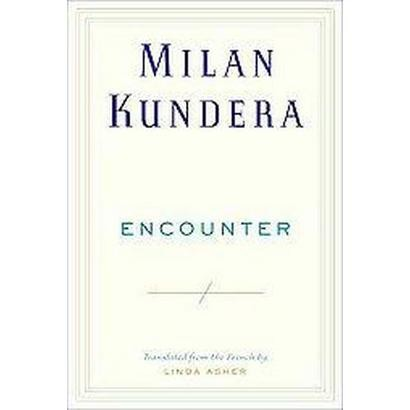 Encounter (Translation) (Hardcover)