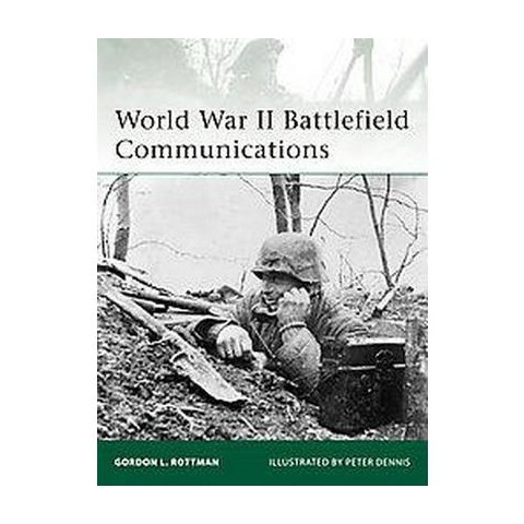 World War II Battlefield Communications (Paperback)