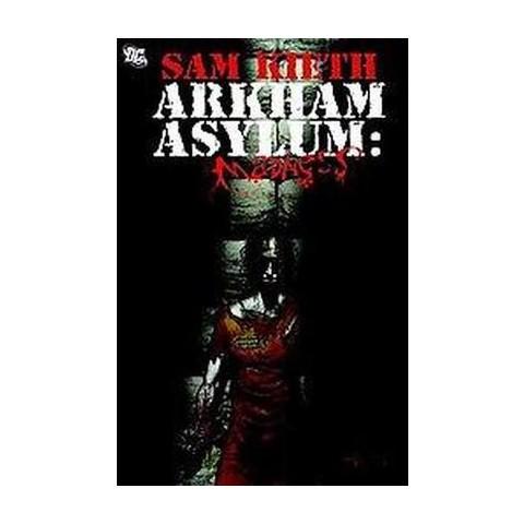 Arkham Asylum (Hardcover)