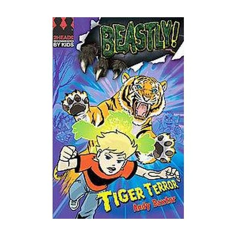 Beastly! Tiger Terror (Paperback)
