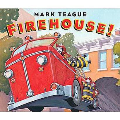 Firehouse! (Hardcover)