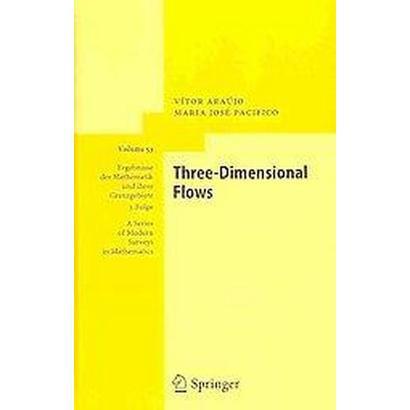 Three-Dimensional Flows (Hardcover)