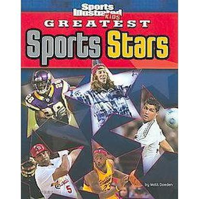 Sports Illustrated Kids Greatest Sports Stars (Paperback)