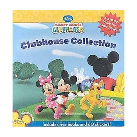 Clubhouse Collection (Paperback)