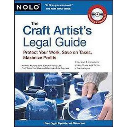 The Craft Artist's Legal Guide (Mixed media product)