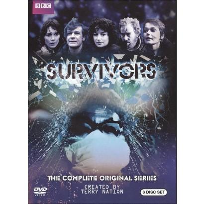 Survivors: The Complete Original Series (6 Discs)