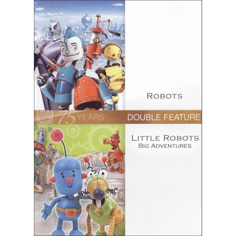 Robots/Little Robots: Big Adventures (Fox 75th Anniversary) (Widescreen)