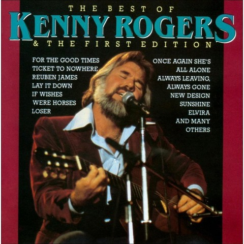Best of Kenny Rogers & the First Edition (Country Stars)