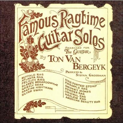 Famous Ragtime Guitar Solos (Bonus Tracks)