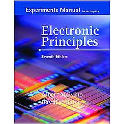 Electronic Principles Experiments Manual (Mixed media product)