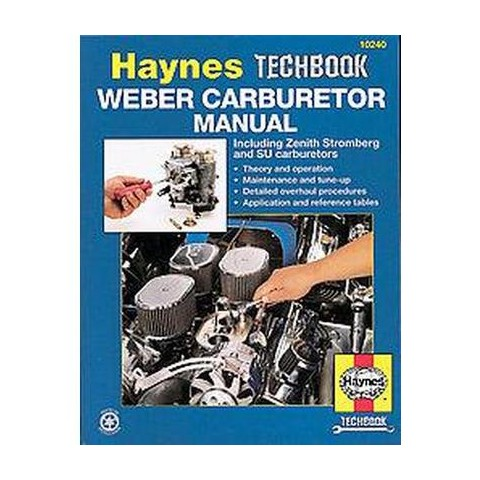 The Haynes Weber Carburetor Manual (Paperback)