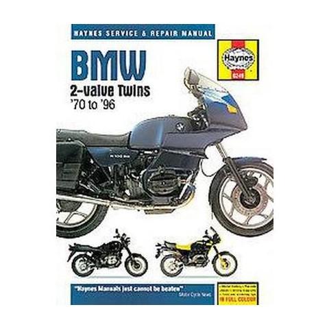 Bmw 2-valve Twins 1970-1996 (Hardcover)