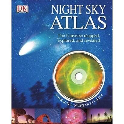 Night Sky Atlas (Mixed media product)