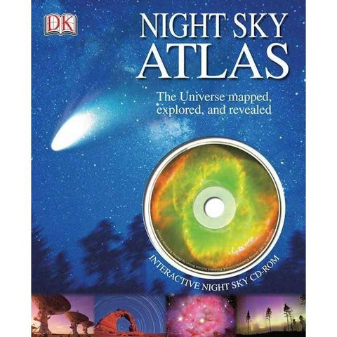 Night Sky Atlas (Mixed media product)