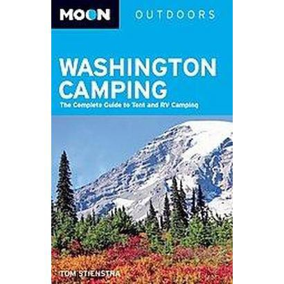 Moon Outdoors Washington Camping (Paperback)