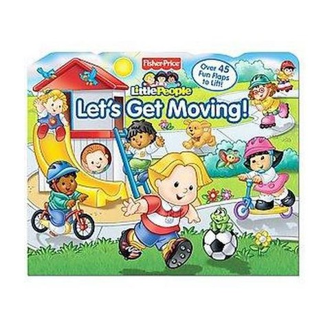 Let's Get Moving (Board)