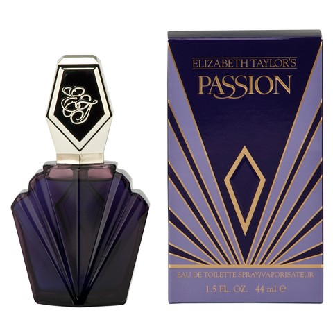 Women's Passion by Elizabeth Taylor Eau de Toilette - 1.5 oz