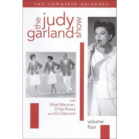 The Judy Garland Show, Vol. 4