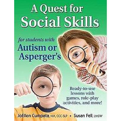 A Quest for Social Skills for Students With Autism or Asperger's (Mixed media product)