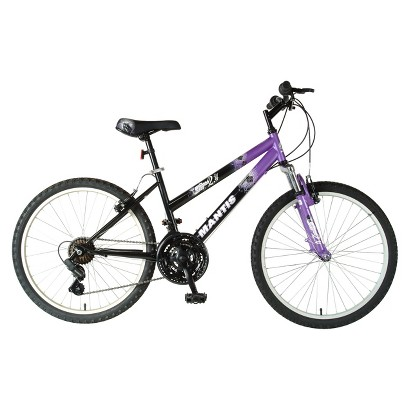"Mantis Womens Raptor 24"" Front Suspension Mountain Bike"