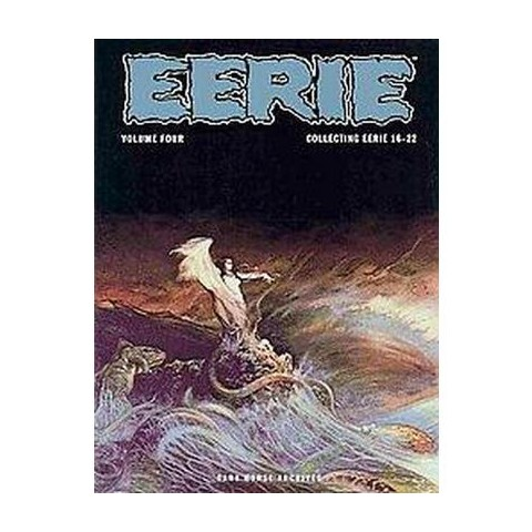 Eerie Archives 4 (Hardcover)