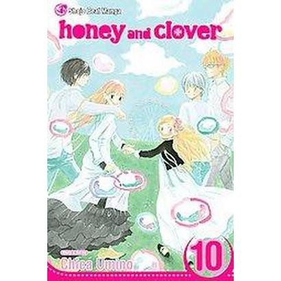 Honey and Clover 10 (Paperback)