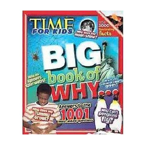 Time for Kids the Big Book of Why (Hardcover)