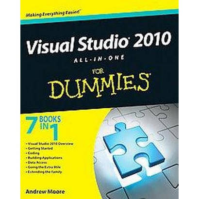 Visual Studio 2010 All-in-One for Dummies (Paperback)