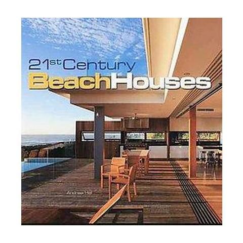 21st Century Beach Houses (Hardcover)
