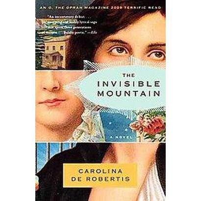 The Invisible Mountain (Reprint) (Paperback)