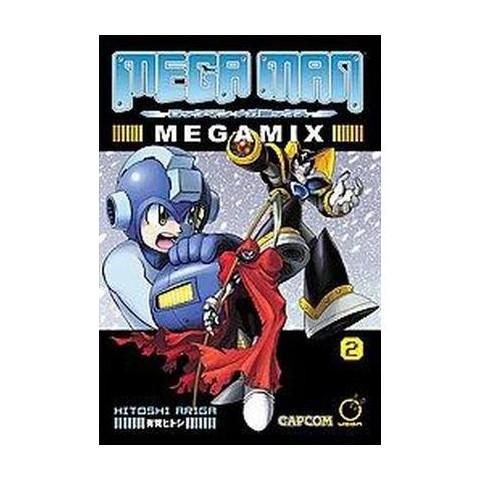 Mega Man Megamix (2) (Paperback)